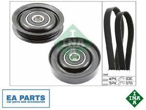 V-Ribbed Belt Set for NISSAN INA 529 0230 10