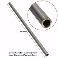 304 Stainless Steel Capillary Tube OD 8mm ID 6mm Length 250mm Stainless Pipe