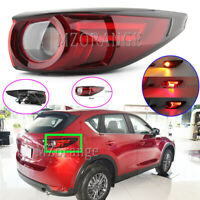 LED Right Side Outer Rear Tail Light Stop Lamp for Mazda CX5 CX-5 KF 2016-2020