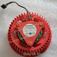 75mm PVB070G12N 4Pin Fan for VGA Video Card HD 6870 6950 6970 6990