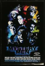 "New listing Mystery Men - 11.5""x17"" Original Promo Movie Poster Mint Ben Stiller Hank Azaria"