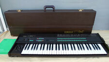 Yamaha DX7 Synthesizer #0021 w/ Hard Case in Excellent Condition