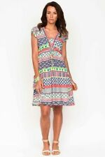 Summer Casual Geometric Dresses for Women