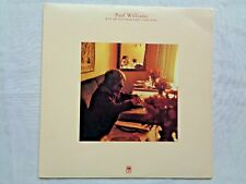 Paul Williams Just An Old Fashioned Love Song Reissued M-1/M-1 Monarch Press VG+