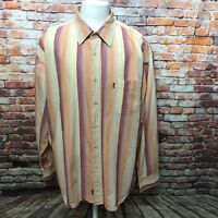 PEPE JEANS MEN'S COTTON LONG SLEEVE CASUAL SHIRT SIZE 3XL A14-12