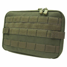 Condor Large T&T Tactical Tool Pouch OD - Molle pack tools, gear, mag #MA54