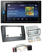 Pioneer 2DIN MP3 USB AUX Autoradio für Fiat Stilo (ab 2005)
