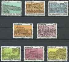 Timbres Rwanda 958/65 ** lot 26284