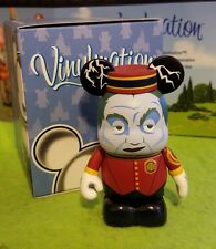 "DISNEY Vinylmation 3"" Park Set 9 Chaser Tower of Terror Bellhop with Box"