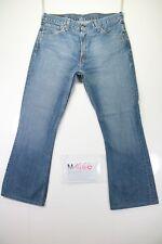 Levi's 516 Bootcut (Cod. M1466)tg50 W36 L36 jeans ACCORCIATO usato vintage zampa