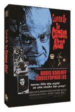Curse of the Crimson Altar (DVD, 2017)-boris karloff-christopher lee-horror-eden
