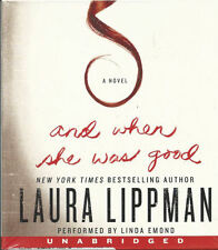 Audio book - And When She Was Good by Laura Lippman    -   CD