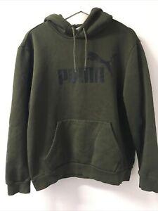 puma hoodie Size L