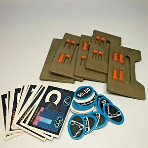 Who Wants to be a Millionaire 5 Replacement Card Consoles, Help Cards & Tokens
