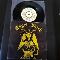 "Angel Witch - Angel Witch -Vinyl,7"",45 RPM,Single UK 1980"
