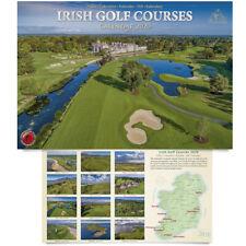 A4 Irish Golf Courses 2020 Calendar by Liam Blake