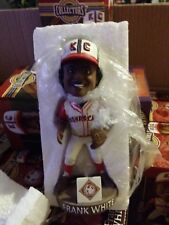 FRANK WHITE #20 KC MONARCHS KANSAS CITY ROYALS BOBBLEHEAD LIMITED EDITION 2016