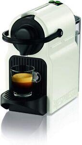 Krups Nespresso Inissia XN1001 - Cafetera monodosis de cápsulas Nespresso,Metal