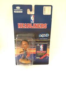 1997 NBA Headliners Penny Hardaway #1 Orlando Magic Figure Sealed Box Shipped