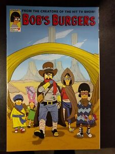 BOBS BURGERS #8 JESSE JAMES COMICS EXCEED EXCLUSIVE COVER DYNAMITE NM