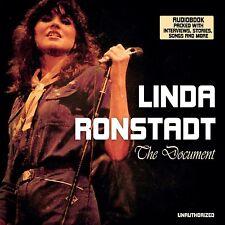 LINDA RONSTADT - THE DOCUMENT/RADIO BROADCAST  CD NEU