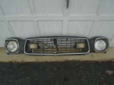 Ford Mustang II Header Panel with Grill, Surround, Lights, Trim, Bezels 1975-78
