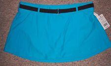 FREE COUNTRY Turquoise Swim Wrap Skirt Bottoms Size 2XL NWT