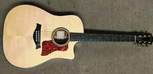 2006 Taylor 710CE Acoustic Electric guitar, Rosewood Body Spruce Top, Expression