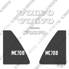Volvo Mc70b Decal Kit Skid Steer Equipment Decals 3m 7 Year Outdoor Vinyl