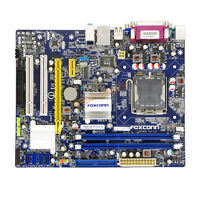 For Intel G41+ICH7 Foxconn G41MXE LGA 775 Micro ATX Desktop Motherboard DDR3 8GB