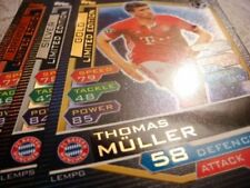 Topps Football Trading Cards Set UEFA Champions League