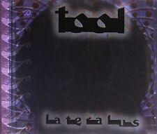 CD de musique rock progressif digipack