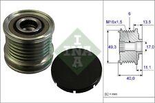 INA Over Running Alternator Clutch Pulley 535 0166 10 535016610 - 5 YR WARRANTY