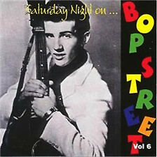 SATURDAY NIGHT ON BOP STREET Volume 6 50s rockabilly rock 'n' roll bop stroll