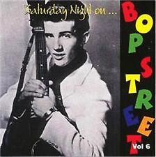 SATURDAY NIGHT ON BOP STREET Volume 6 CD - 1950s rockabilly rock 'n' roll - NEW