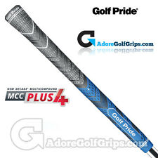 Golf Pride New Decade Multi Compound MCC Plus 4 Grips - Any Colour Size Quantity
