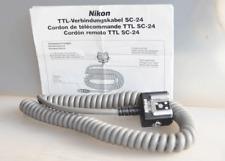 Nikon SC-24 Verbindungskabel für TTL Blitze