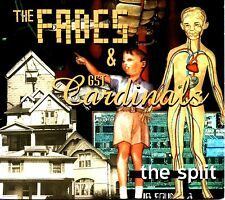 THE FADES - GST CARDINALS - SPLIT CD E.P. - GATEFOLD CARD COVER