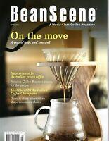 Bean Scene Coffee Magazine April 2021 - On The Move NEW