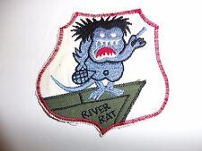 b7762 US Navy Vietnam River Rat Generic patch IR26D