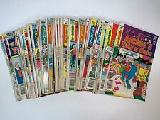 Lot of 50 comics ARCHIE'S PALS' N' GALS, upper-mid to high grade, #123-211