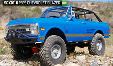 Axial SCX10 II 1969 Chevrolet Chevy Blazer RTR Ready To Run RC 4WD Rock Crawler