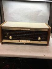 3 pcs.MCM Phillips Bi-Ampli Radio Stereo Gram VINTAGE pair speakers HOLLAND