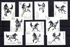 CHINA 1978 Galloping Horses Nice Stamps (MNH)