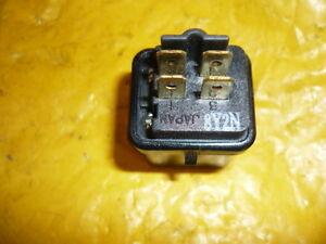 Mismatch 84-90 Chrysler Daytona Dodge Caravan Plymouth KEM AR194 Fuel Pump Relay
