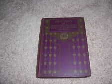BRITTANY by Dorothy Menpes/1st Ed/2nd Prt/HC/Exploration & Travel