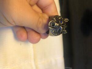Wolf ring, Final Fantasy men size 10