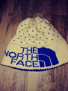 The North Face 100% Wool Winter Beanie Hat Unisex