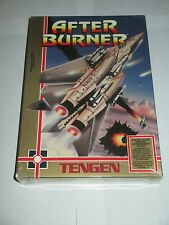 After Burner (Nintendo Entertainment System NES, 1989) NEW Factory Sealed