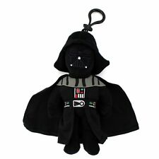 "Star Wars - Darth Vader Toy Bag Clip Key Chains Coin Bag Clip On 8"" Soft Plush"